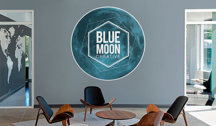 Amazing Logo Custom Wall Decals