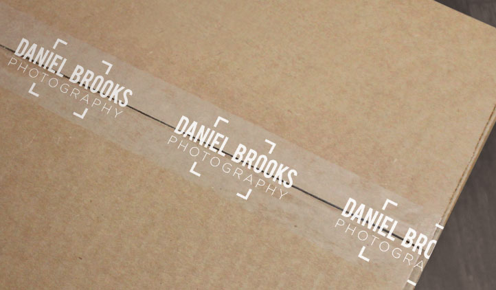 Custom Clear Packing Tape