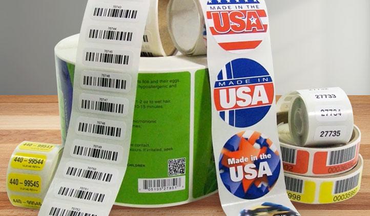 Custom Asset Labels Stickeryou Products Stickeryou