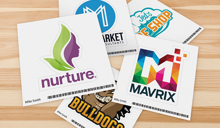 Upload Your Logo And Get A FREE Sticker To Try StickerYou Products - Free promotional custom vinyl stickers