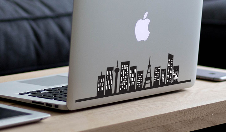 Custom Decal Stickers For Macbook