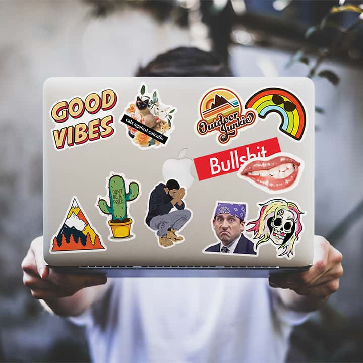 Shop Cool Art at The StickerYou Store