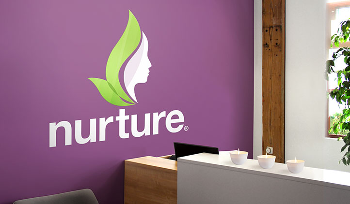 Vinyl wall graphics for business