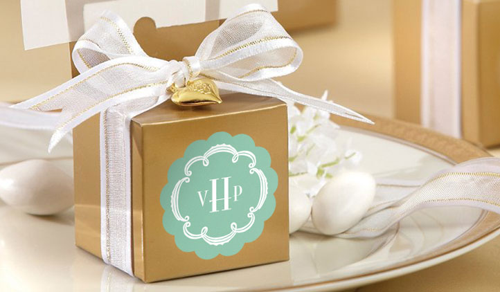 Wedding Favor Labels Stickeryou Products Stickeryou