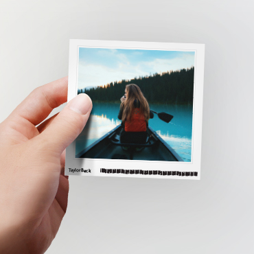 "4"" Photo Sticker Singles"