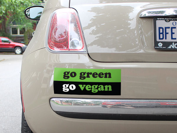 Auto Bumper Stickers