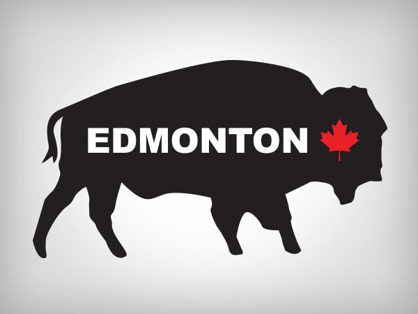 Edmonton Stickers