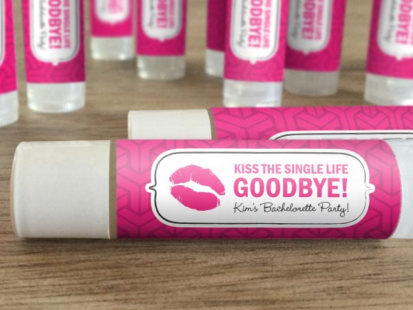 Lip Balm Labels Templates StickerYou Products - Lip balm label template