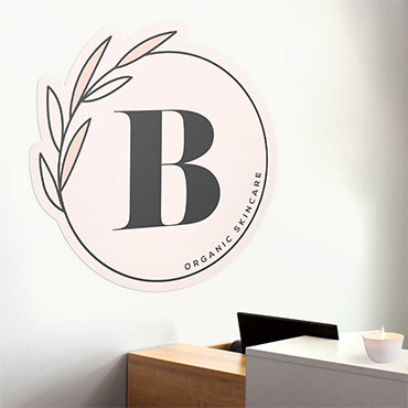Logo Custom Wall Decals