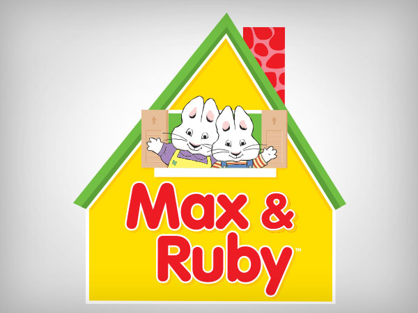 Max & Ruby Stickers