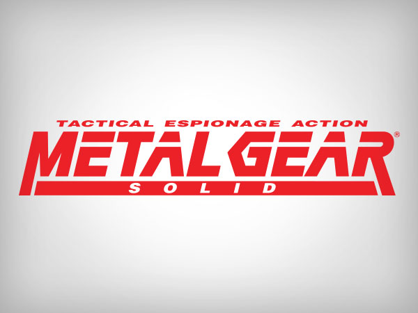 Metal Gear Solid Stickers