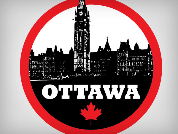 Ottawa Stickers