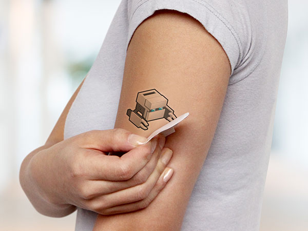 PhoneGap Temporary Tattoos