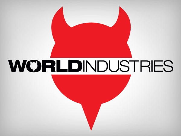 World Industries Stickers