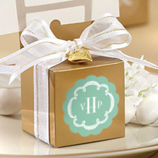 Wedding Favor Labels